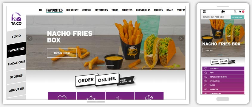 Taco Bell website and app go down for some users during free taco
